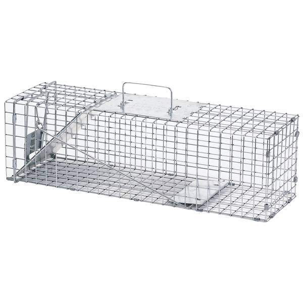 Professional Style Rabbit Sized One - Door Trap