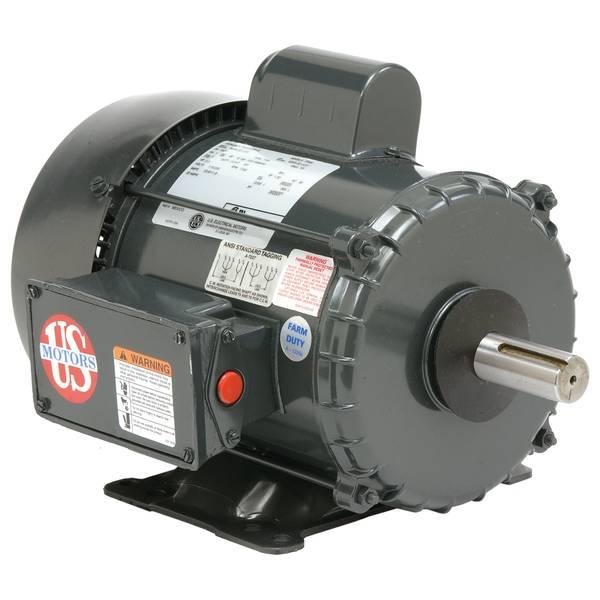 Electric Chore Motor