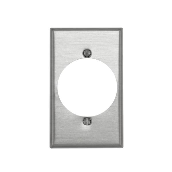 Power Outlet Receptacle Wallplate