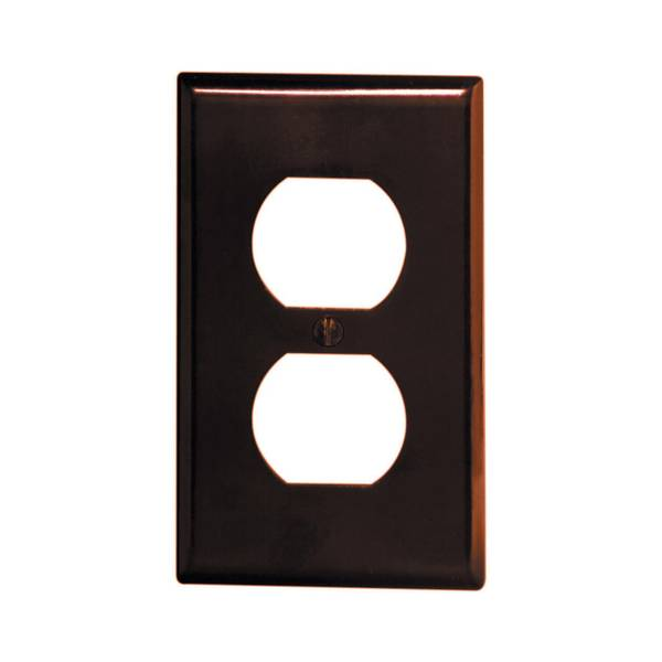1 Gang Outlet Plate