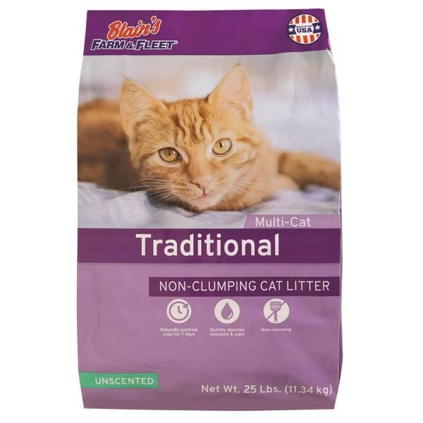 25 lb Premium Cat Litter