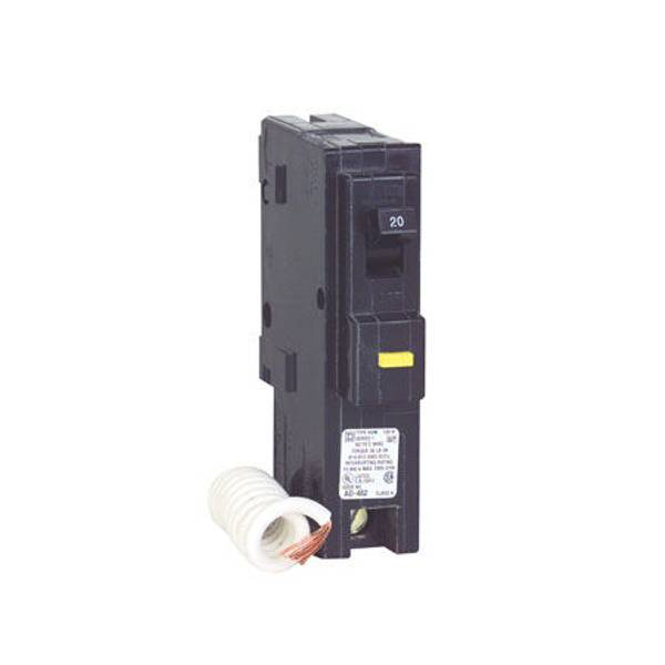 Homeline Single Pole Ground Fault Circuit Interrupter