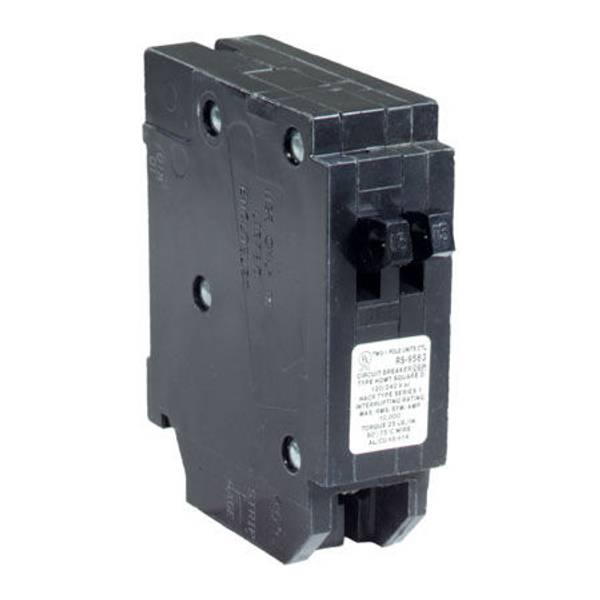 Homeline Tandem Single Pole Circuit Breaker