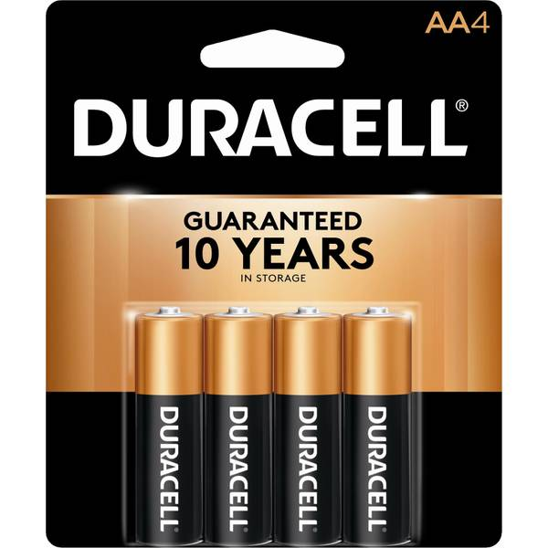 """AA"" Coppertop Alkaline Battery"