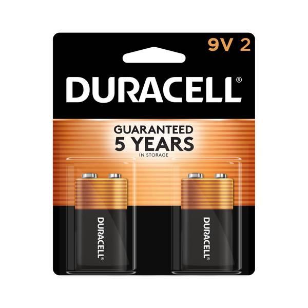 "Coppertop ""9V"" Batteries"