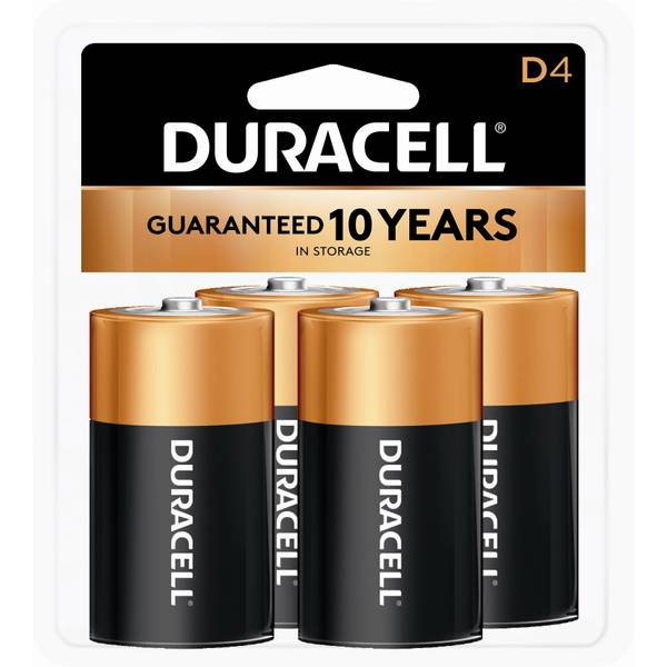 Coppertop Batteries