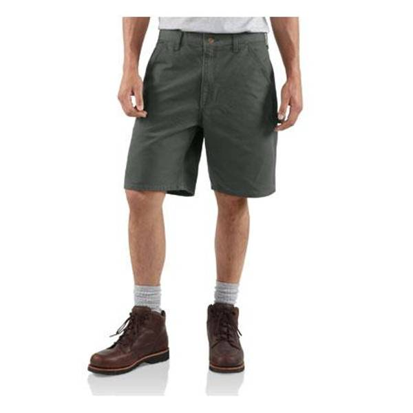 Men's Moss Washed Duck Work Shorts