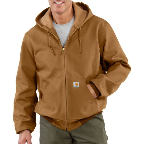 Men's Duck Active Thermal Lined Jacket