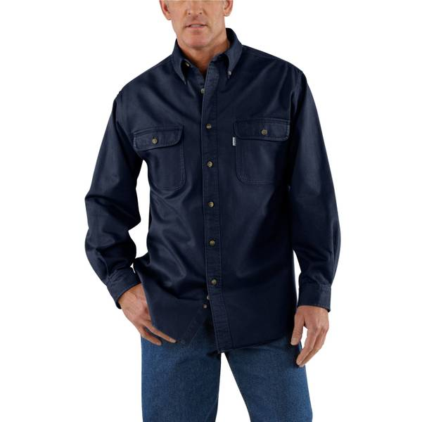 Men's Midnight Sandstone Twill Shirt