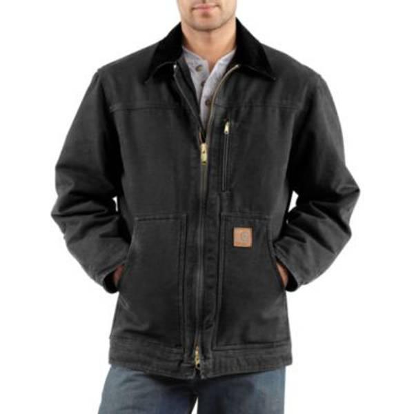 Men's Sherpa Lined Sandstone Ridge Coat