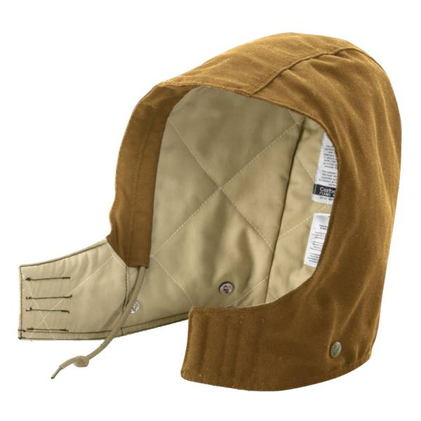 Men's Flame - Resistant Midweight Canvas Hood