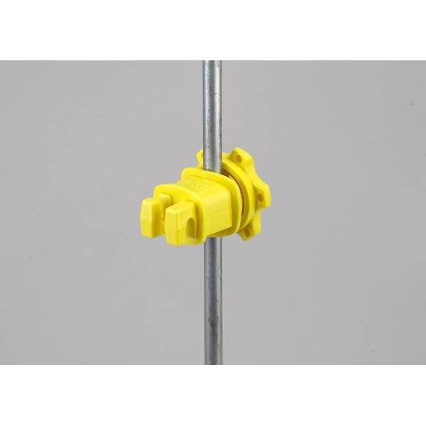Western Screw - Tight Round Post Insulator