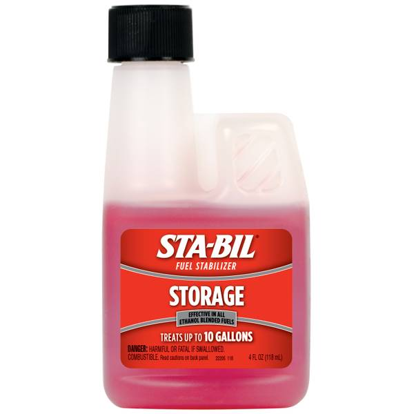 Storage Fuel Stabilizer