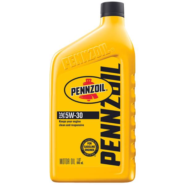 Advanced Protection 5W30 Conventional Motor Oil
