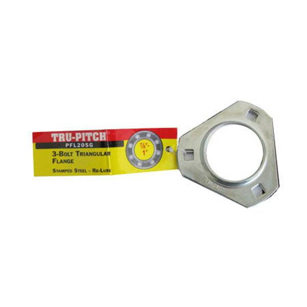 3 - Bolt Triangular Flange