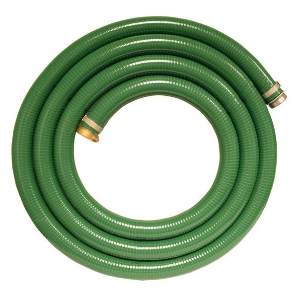 15' PVC Water Suction Hose