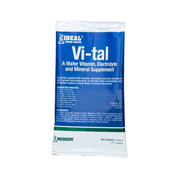 Vi-Tal Vitamin and Electrolytes