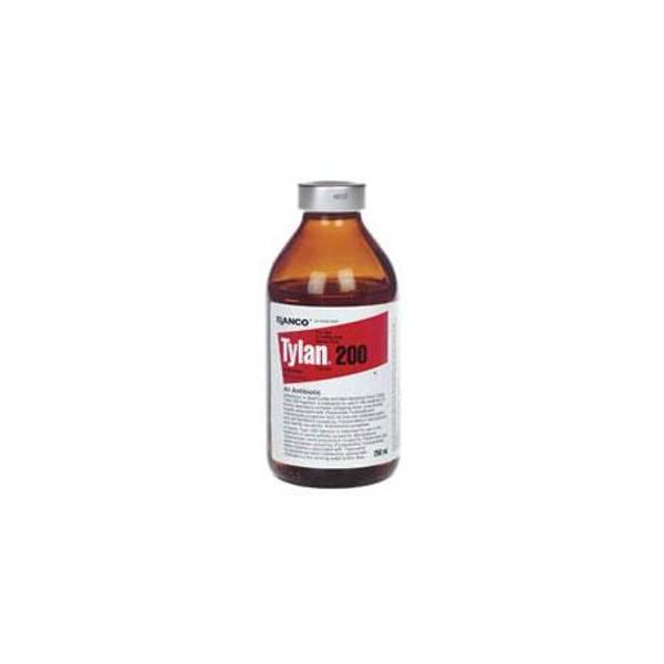 Tylan 200 Injectible Livestock Antibiotic