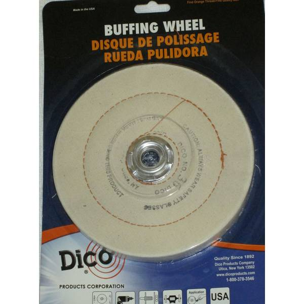 Cushion Sewn Buffing Wheel