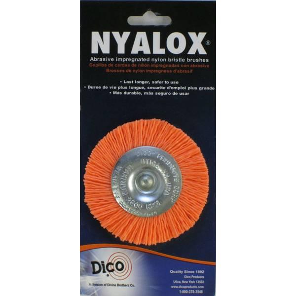 Nyalox Medium Wheel Brush