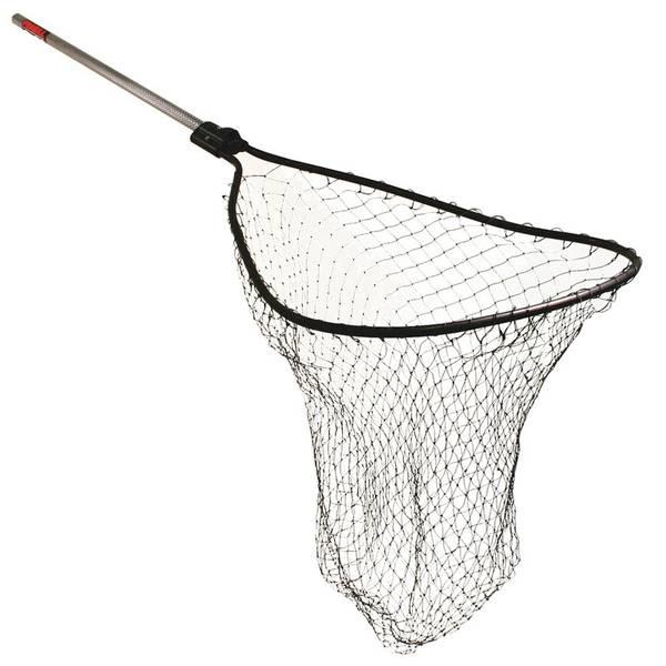 Frabill sportsman slide handle landing fishing net for Fishing landing net
