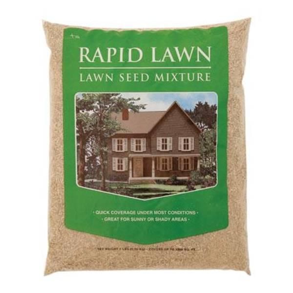 Rapid Lawn - Seed Mixture