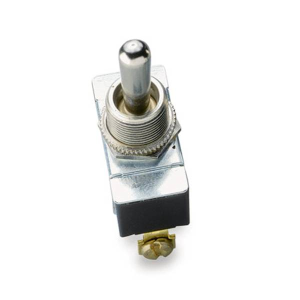 Single Pole On - Off - On Toggle Switch