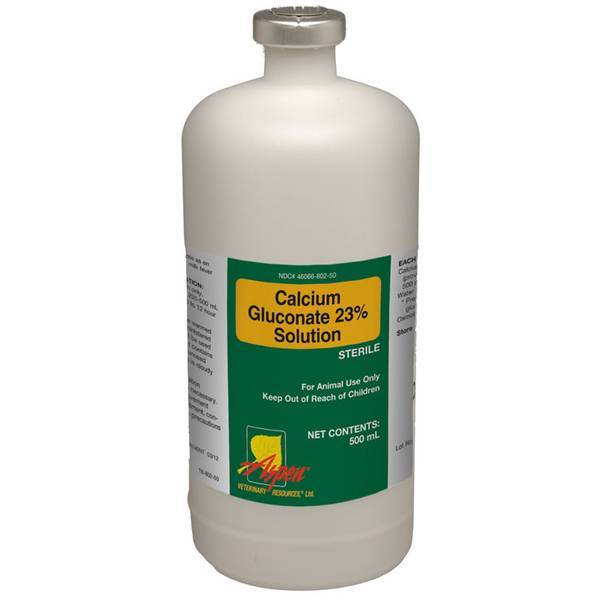 Livestock Calcium Gluconate