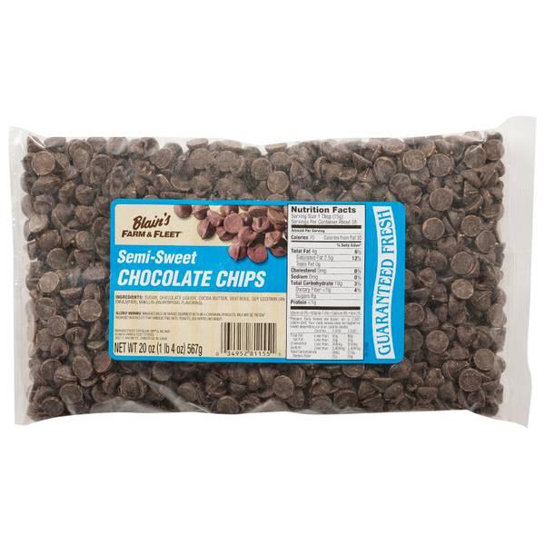 Semi-Sweet Chocolate Chips