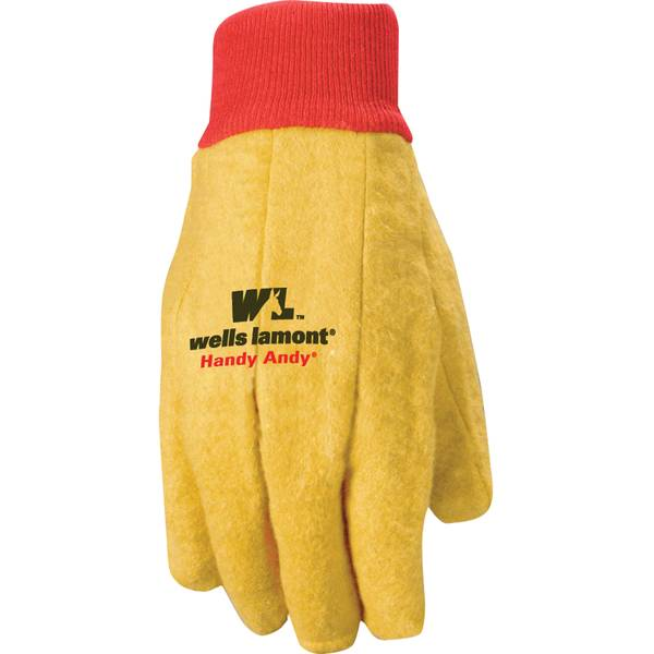 Handy Andy 12 Pair Pack Chore Gloves