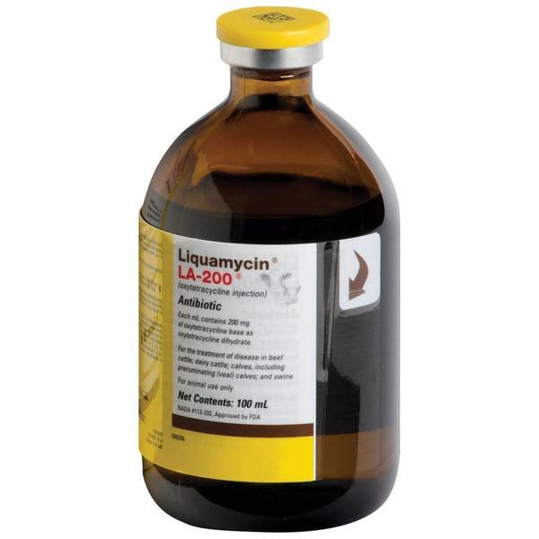 Liquamycin LA200