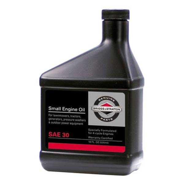 Lawnmower Oil