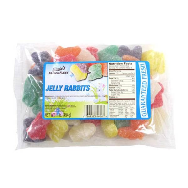 Jelly Bunny Rabbit Easter Candy