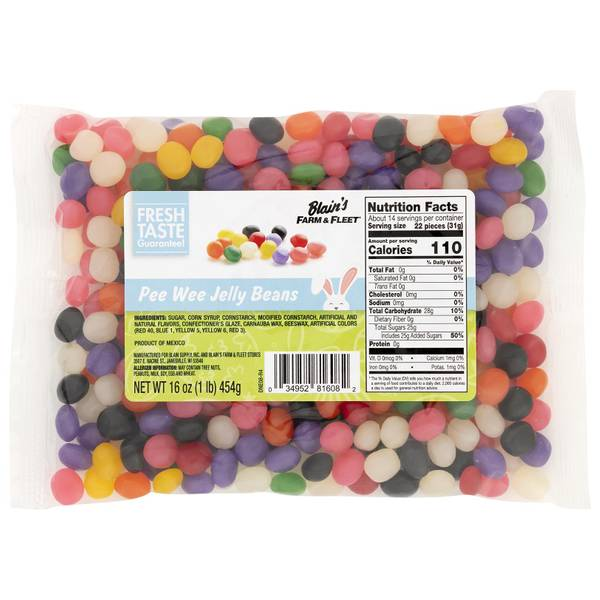 Pee Wee Jelly Beans