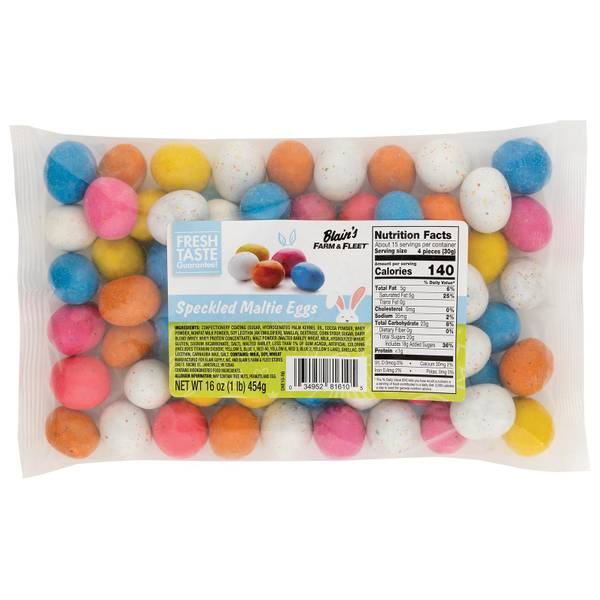 Speckled Maltie Eggs
