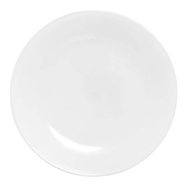 Livingware Winter Frost White Luncheon Plate