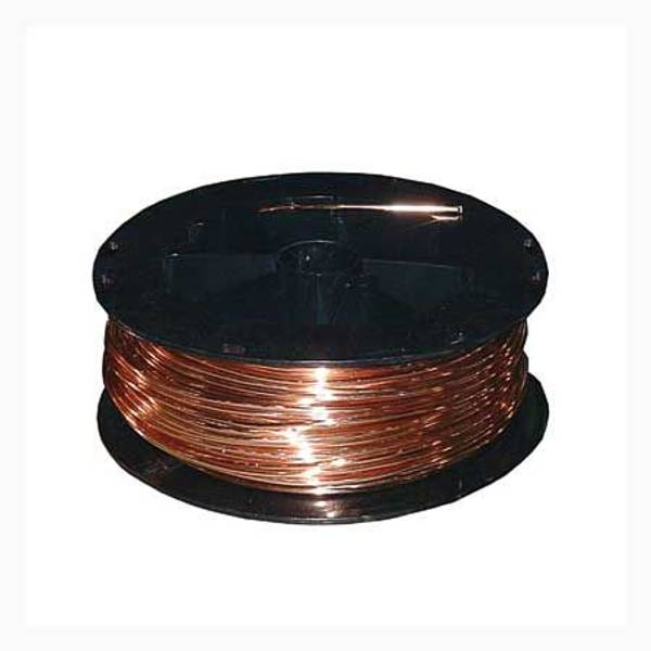 Solid Copper Wire Ampacity : Southwire solid bare copper residential grounding wire by