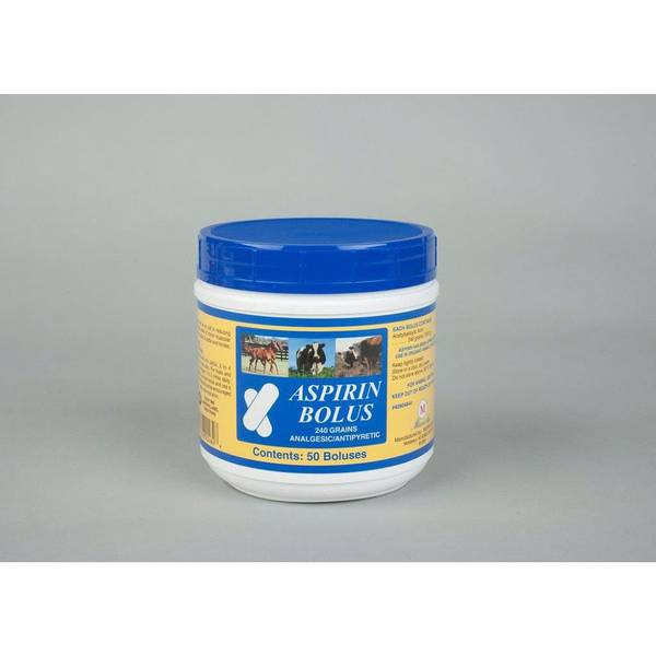 Livestock Aspirin Bolus - 240