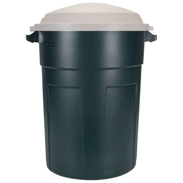 Rubbermaid Round Refuse Container