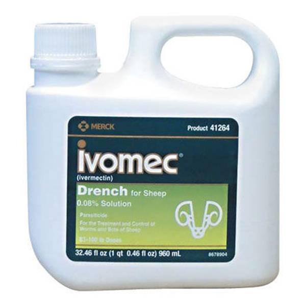 Ivomec Sheep Drench Wormer