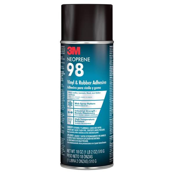 Neoprene Vinyl & Rubber Adhesive Spray