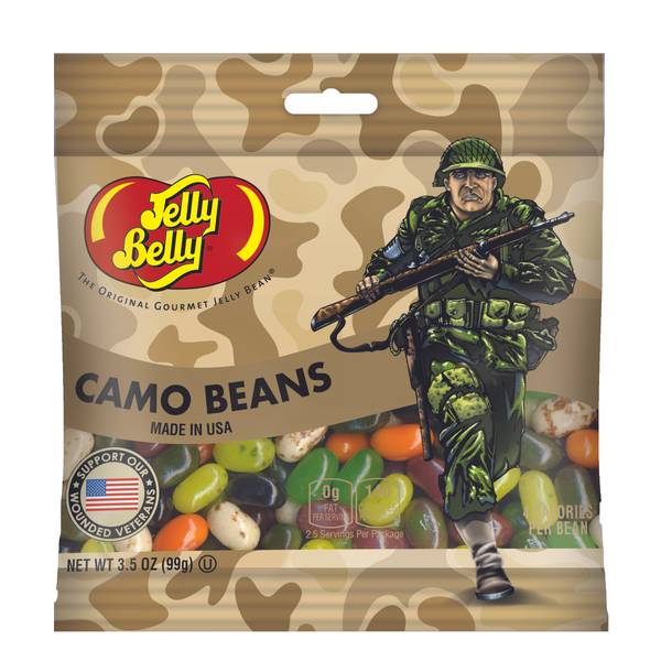 Freedom Fighter Camo Jelly Beans