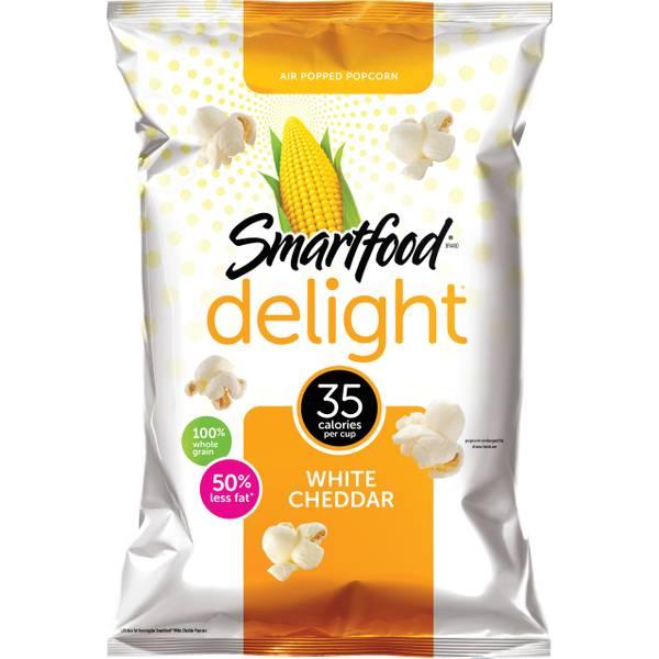 Delight White Cheddar Popcorn