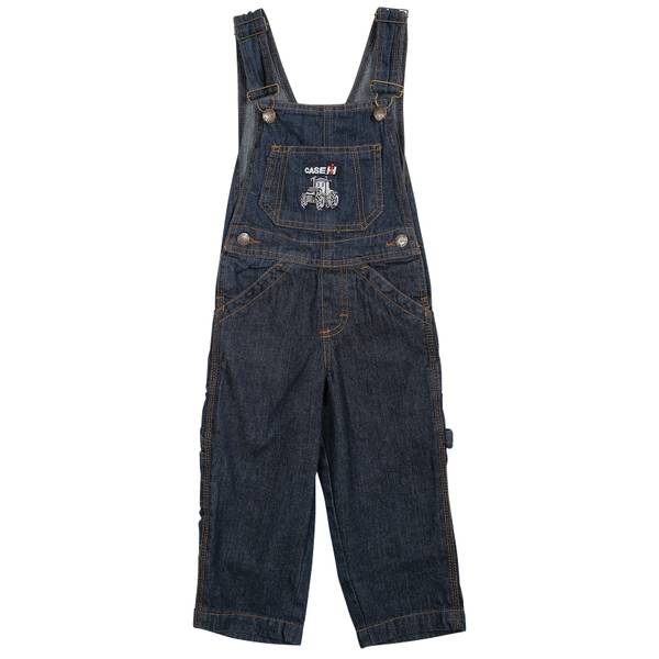 Baby Boys' Tractor Overalls