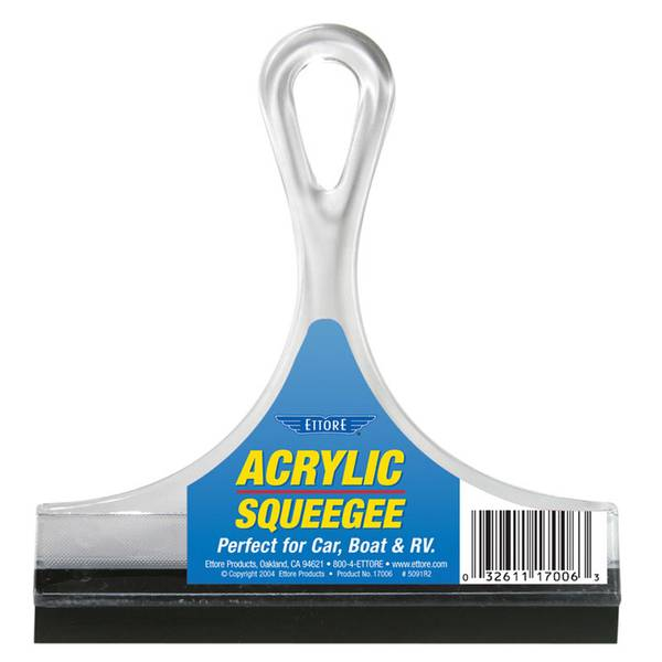 "6"" Acrylic Squeegee"