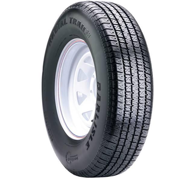 Radial Trail HD Trailer Tire