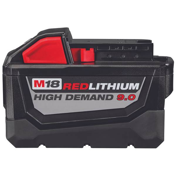 M18 Red Lithium High Demand 9.0 Battery