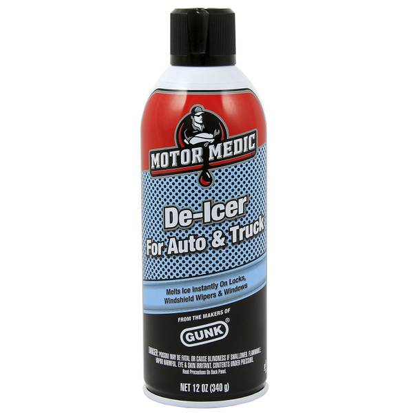Automotive Windshield De-Icer