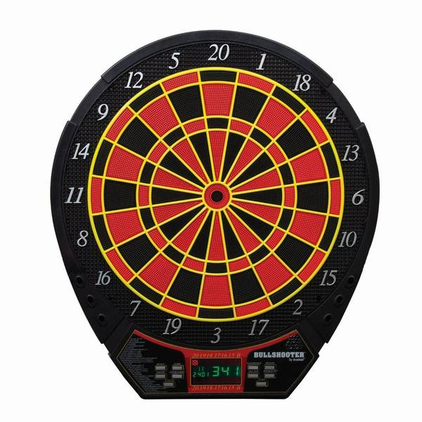 Voyager Electronic Dartboard and Darts