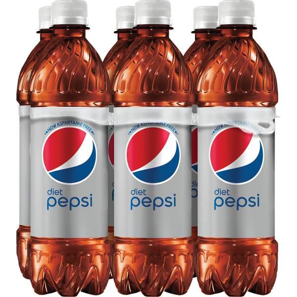 Diet Pepsi - 6 Pack
